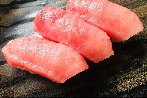 Sushi de thon gras