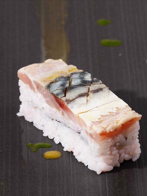 Sushi de maquereau
