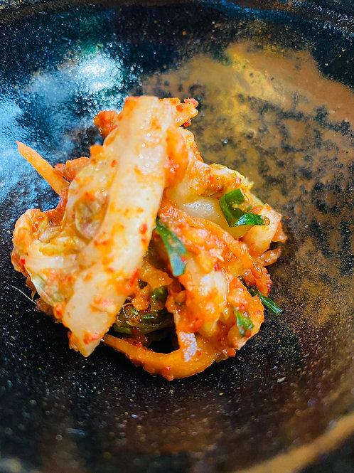 Kimchi végétarien