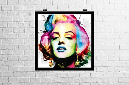 Quadro Marilyn Monroe | Quadros Decorativos | Porto Seguro | Bagaloche
