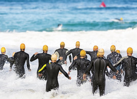 7 Lucky tips to smash your Cairns Ironman or 70.3 Swim!