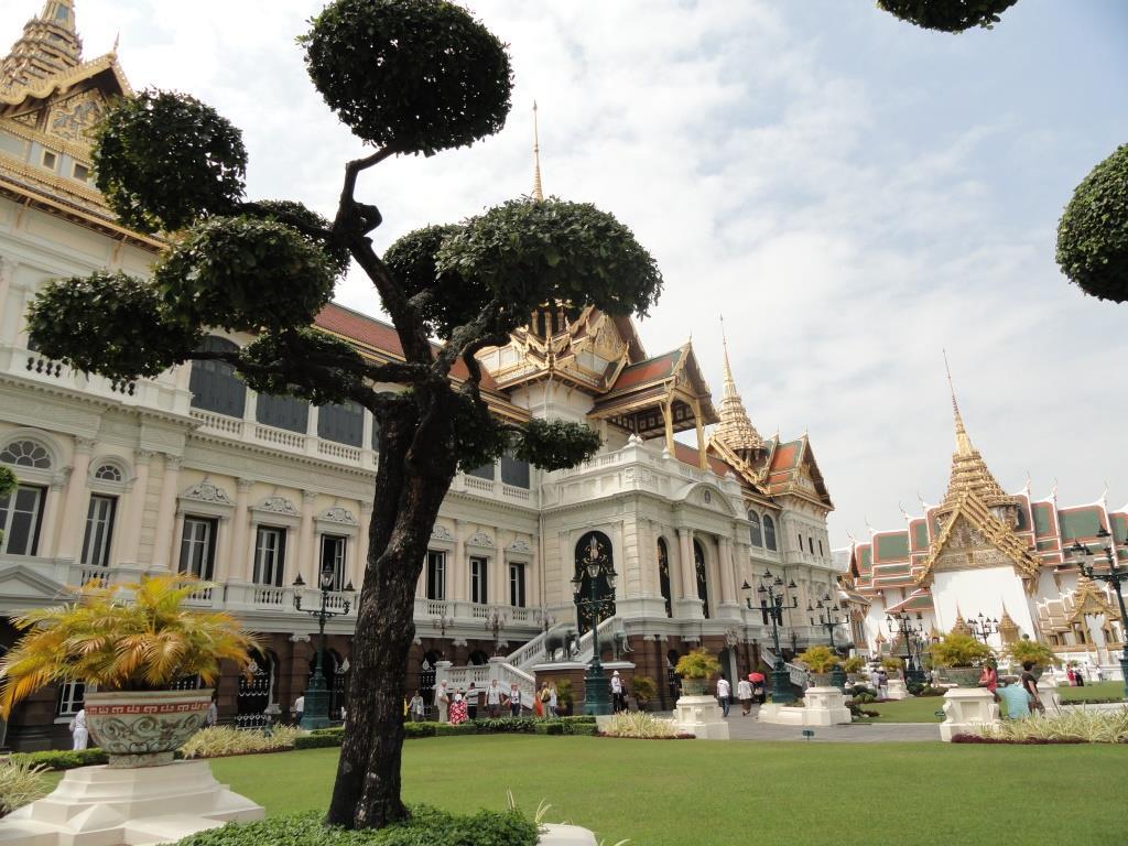 Бангкок. Королевский Дворец.JPG