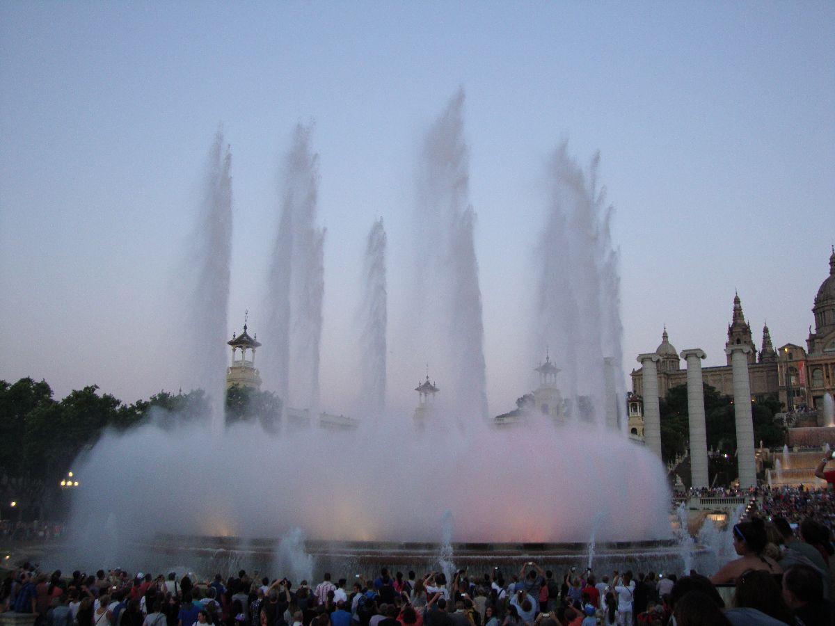 Барселона. Поющие Фонтаны..jpg