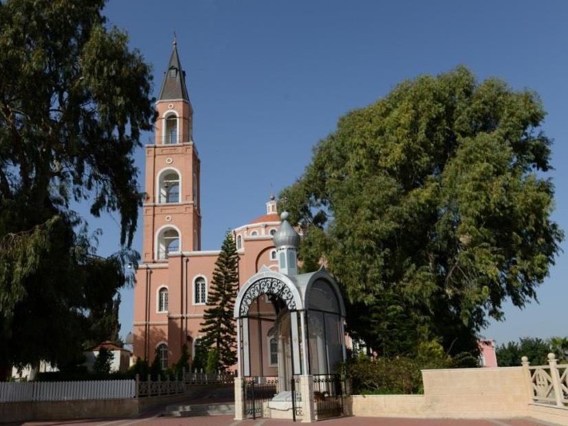 Яффо. Русский монастырь