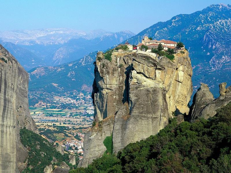 Греция Метеоры Монастыри.jpg