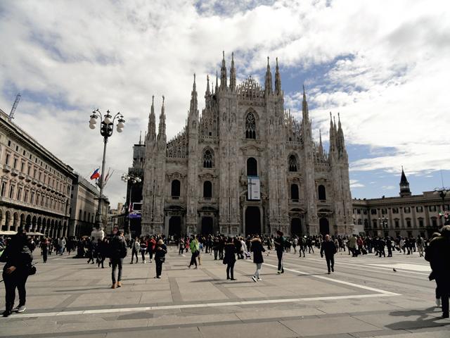 Милан, Дуомо