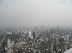 Бангкок со смотровой площадки Baiyok Sky.JPG