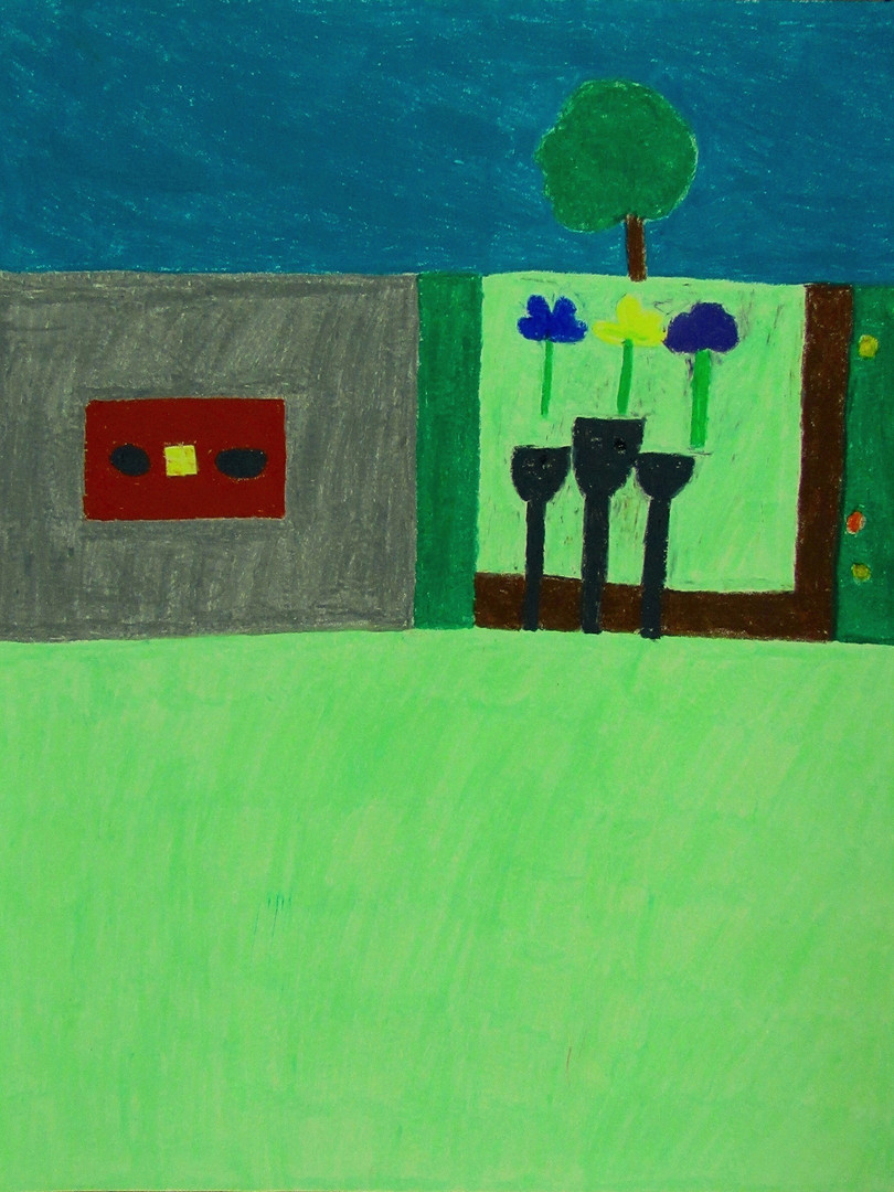 88. Jardin creusois