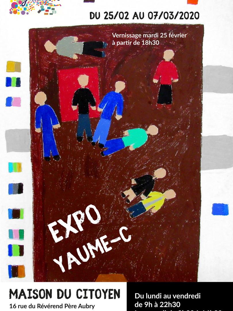 Affiche expo MDCVA 2020