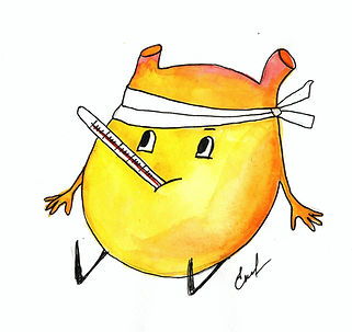 воспаленный мочевой пузырь цистит