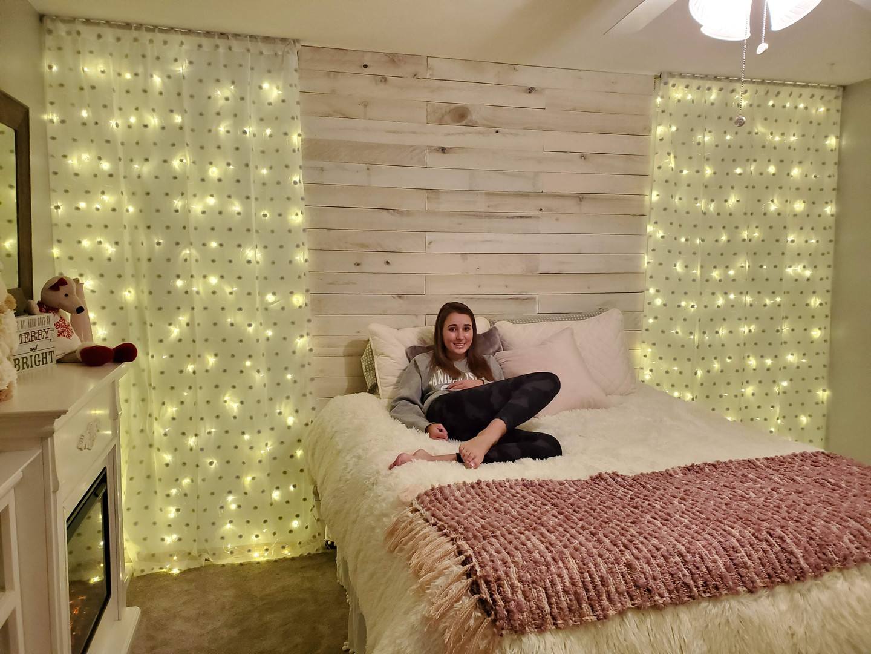 Grace's New Room!