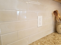 Light Colored Grout
