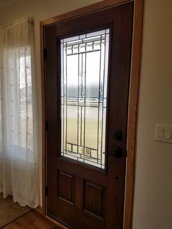 New ThermaTru Front Door