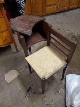 "Vintage Chair ""Before"""