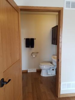 New ADA Doorway to Powder Room