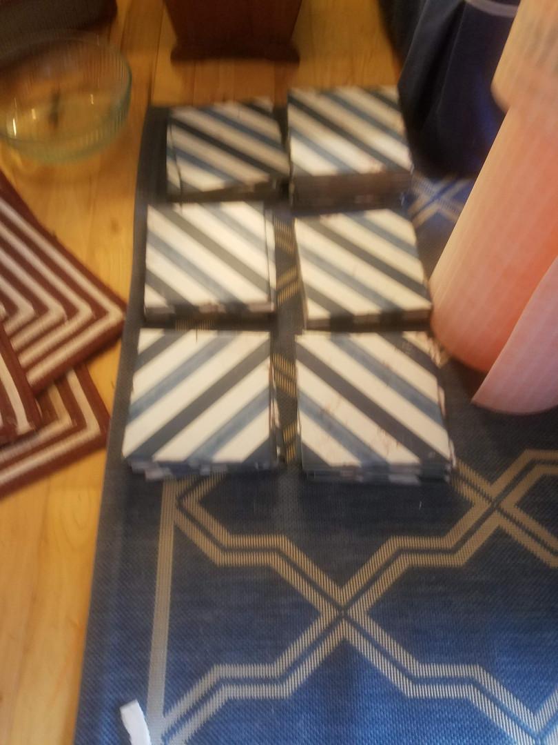 Organizing the Tile
