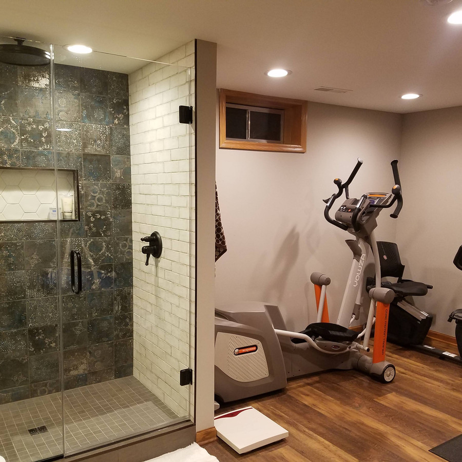 Renovated Basement Space