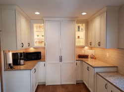 Additional Adjacent Pantry Space