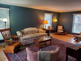 Revitalized Living Room
