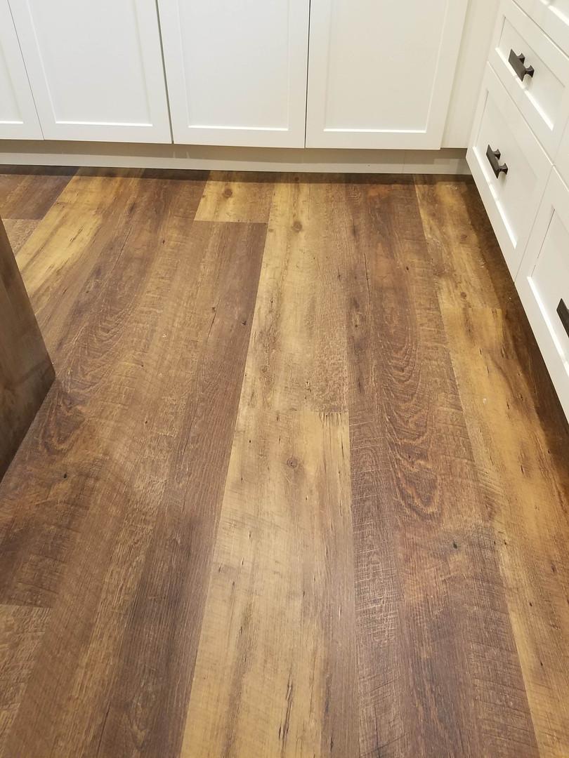 Commercial Grade LVT Flooring