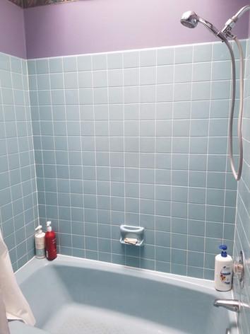 "Master Bathroom ""Before"""