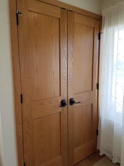 New Craftsman Foyer Doors n' Handles