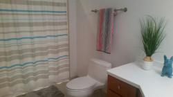 Shower Shampoo/Loofa Ready!