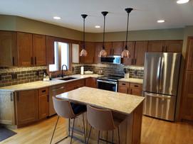 Cathy's New Kitchen