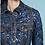 Thumbnail: Stretch Denim Beaded Jacket