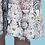 Thumbnail: Printed Kimono Convertible Dress