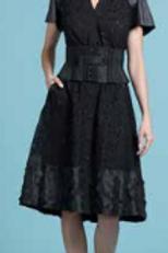 Kimono Raglan Convertible Dress