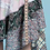 Thumbnail: Print Collage Cascading Skirt