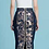 Thumbnail: Metallic Brocade Pencil Skirt