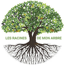 logo les racines de mon arbre