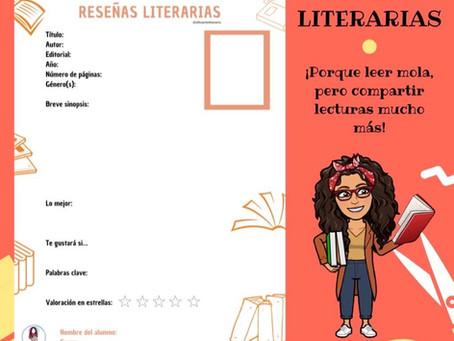 Reseñas literarias