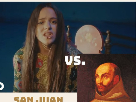 ROSALÍA vs. SAN JUAN DE LA CRUZ