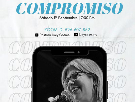 COMPROMISO!