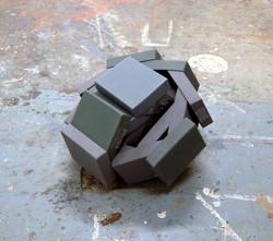 Cardboard trays (2007)