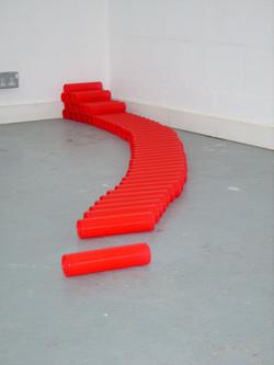 Tubes arrangement 2 (2007)