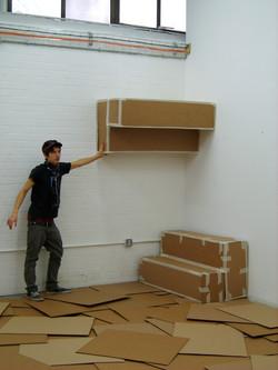 Cardboard 1 (2009)