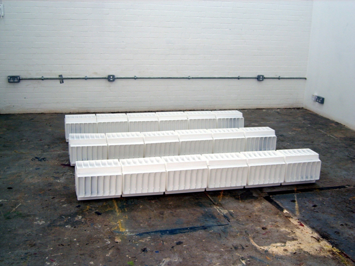 Plastic trays (2007)