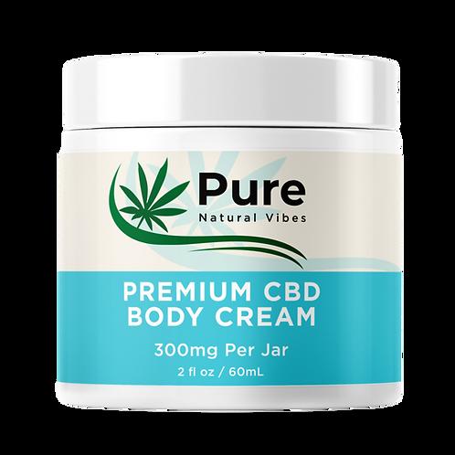 Premium CBD Body Cream