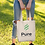Thumbnail: Pure Natural Vibes Natural Canvas Tote