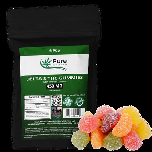 Delta 8-THC Gummies Extra Strength (450-1350mg)