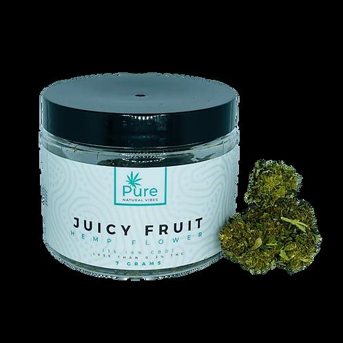 Juicy Fruit CBD Flower (1063mg)