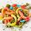 Thumbnail: Delta 8-THC Neon Sour Gummy Worms