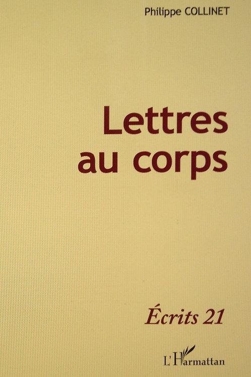 LETTRES AU CORPS