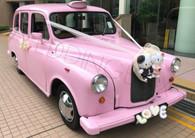 倫敦的士-淺粉紅-P