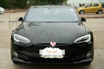Tesla S 新款-黑色