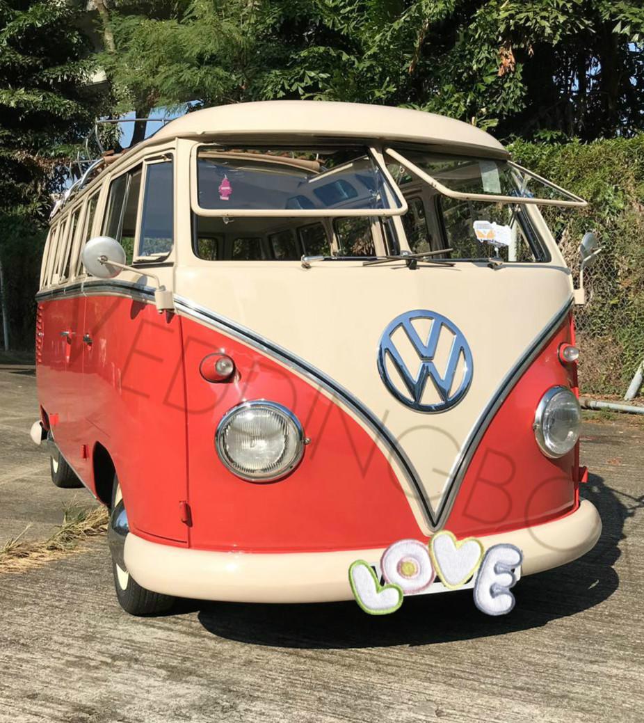 Volkswagen-淺紅-vw